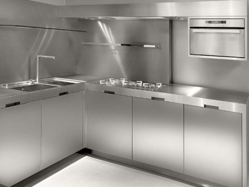 Best ideas about Stainless Steel Kitchen Decor . Save or Pin Stainless Steel Kitchen Tables Now.