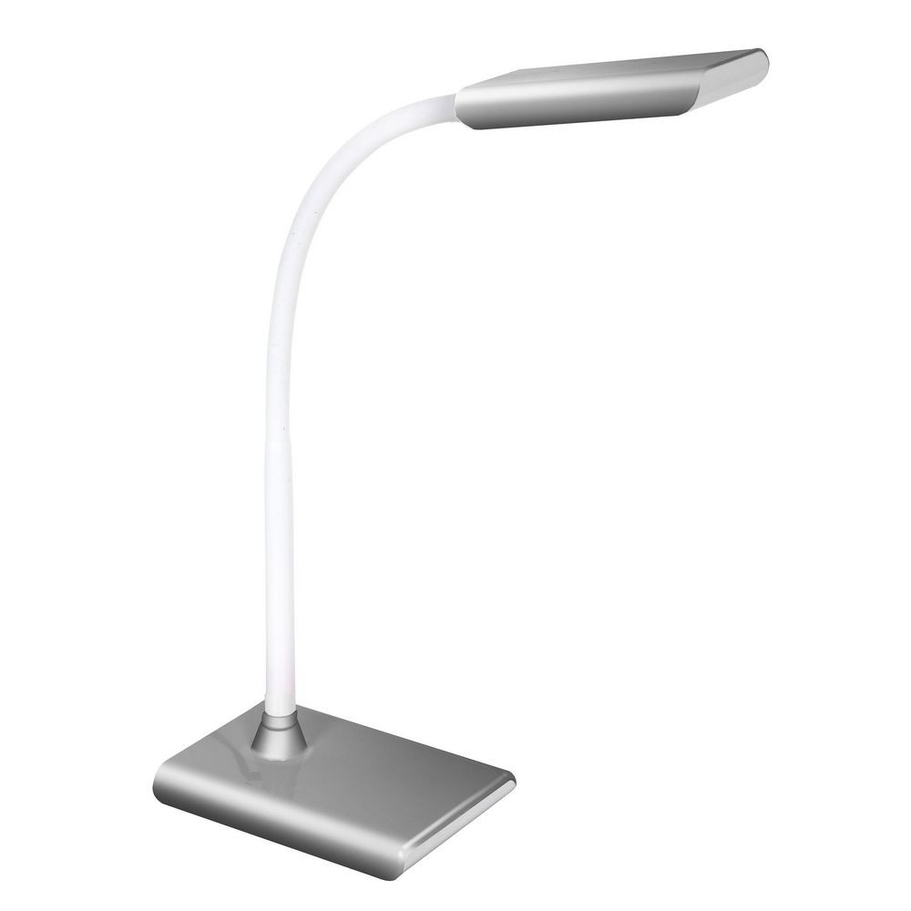 Best ideas about Staples Desk Lamps . Save or Pin Unilux Mila LED Desk Lamp Metal Grey Now.
