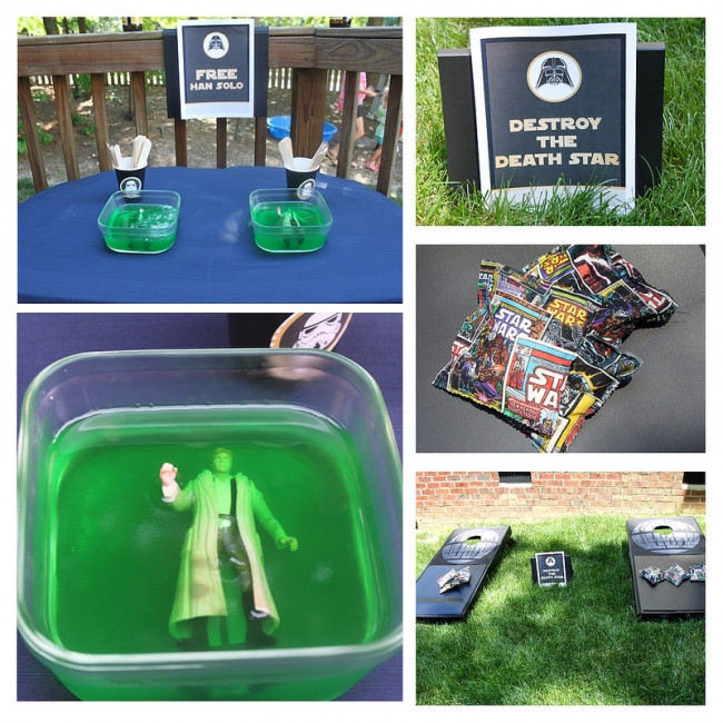 Star War Birthday Party Games  21 Star Wars Birthday Party Ideas to Feel the Force