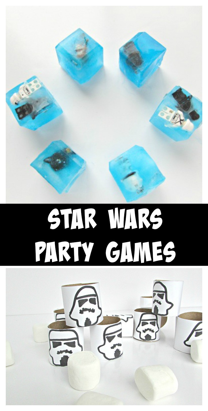 Star War Birthday Party Games  Star Wars Party Games Val Event Gal