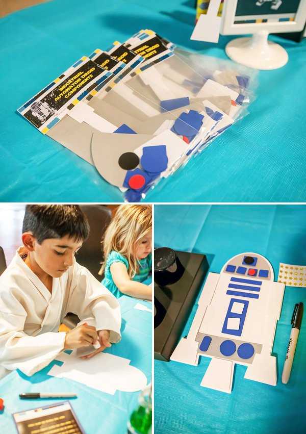 Star War Birthday Party Games  Star Wars Games for the Kids
