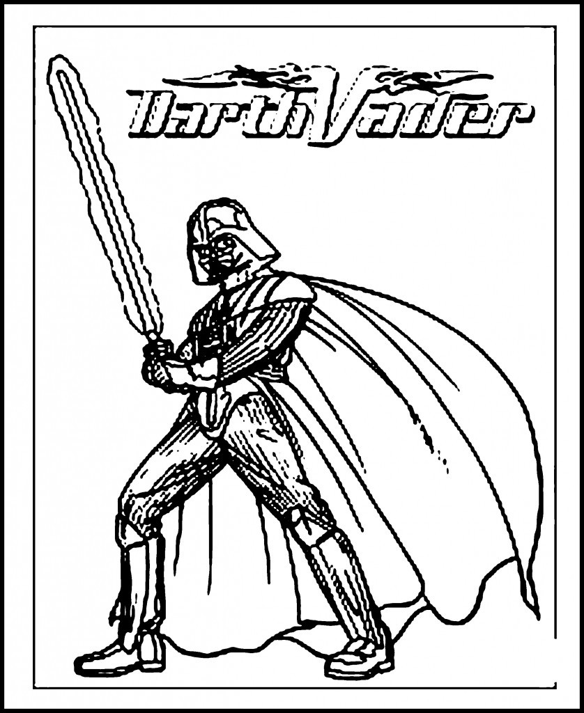 Star Wars Coloring Pages Printable  Free Printable Star Wars Coloring Pages For Kids