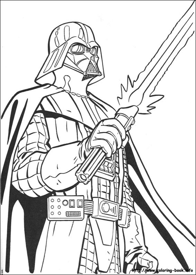Star Wars Free Printable Coloring Pages  Star Wars Free Printable Coloring Pages for Adults & Kids
