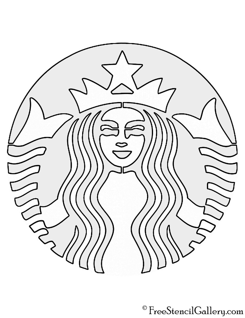 Starbucks Coloring Sheets For Girls  Starbucks Coloring Page 5990