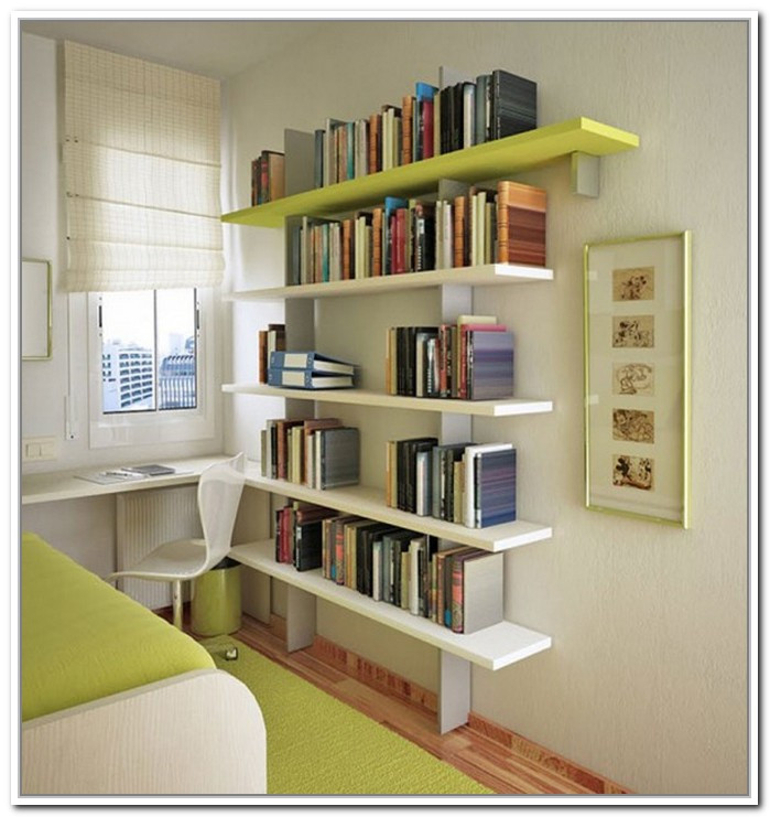 Best ideas about Storage Ideas For Small Spaces On A Budget . Save or Pin Small Bedroom Storage Ideas A Bud Now.