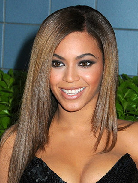 Straightened Hairstyles For Prom  Prom hairstyles straight hair