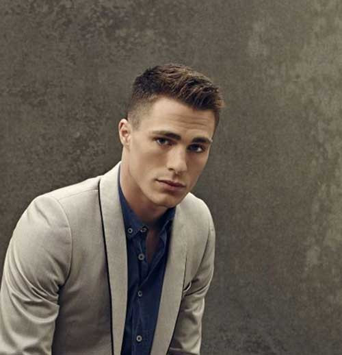 Best ideas about Stylish Mens Haircuts . Save or Pin 40 Nice Haircuts for Men Now.
