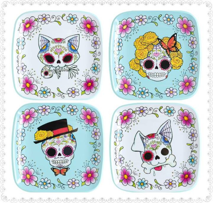 "Best ideas about Sugar Skull Kitchen Decor . Save or Pin Tag Archive for ""sugar skull"" Now."