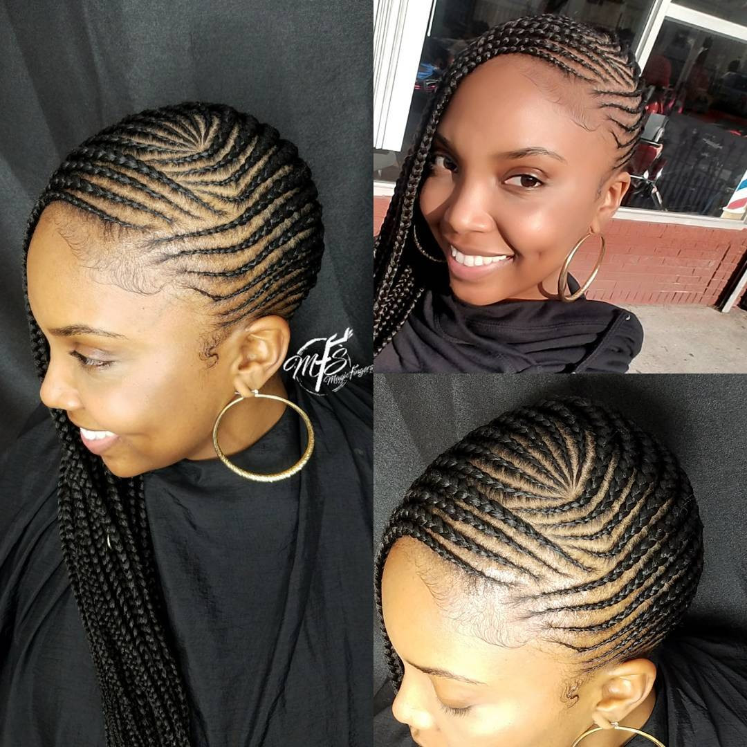 Best ideas about Summer Braids Hairstyles . Save or Pin The Top 10 Summer Braid Hairstyles for Black Women Mane Guru Now.