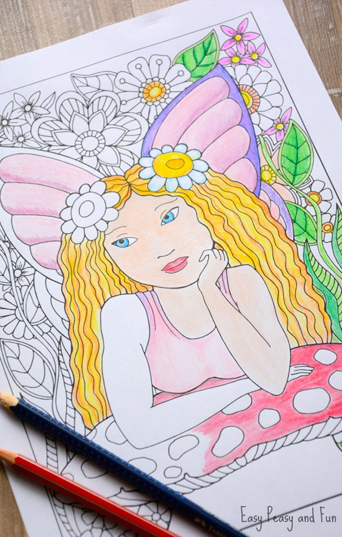 Best ideas about Summer Crafts Adults . Save or Pin Summer Coloring Pages for Adults–Free Printables Now.