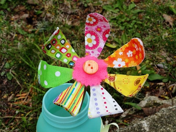 Best ideas about Summer Crafts Adults . Save or Pin Bendable Fabric Flower Crafts by Amanda Now.
