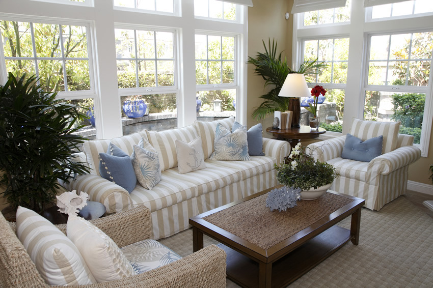 Best ideas about Sun Room Furniture Ideas . Save or Pin 30 Sunroom Ideas Beautiful Designs & Decorating Now.