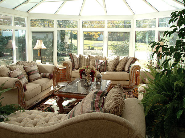 Best ideas about Sun Room Furniture Ideas . Save or Pin Sunroom Decorating Ideas Now.