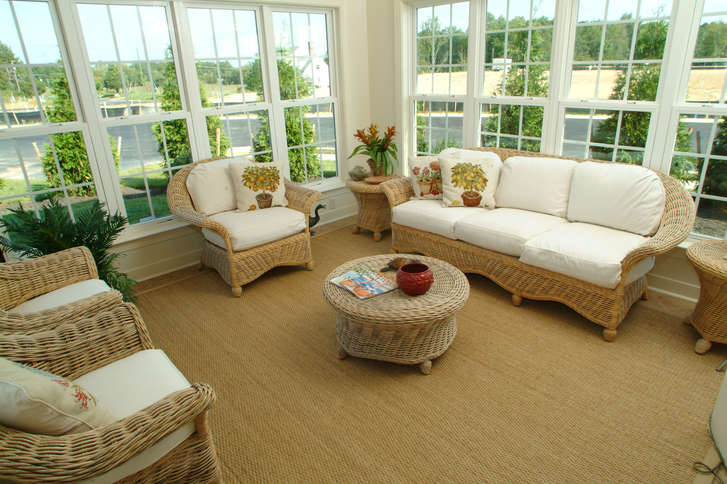 Best ideas about Sun Room Furniture Ideas . Save or Pin Beautiful Chic Sunroom Design Ideas Be Equipped Cheap Now.