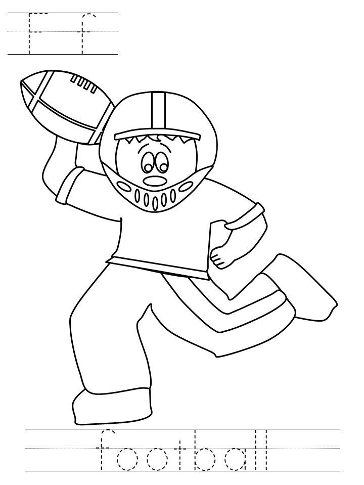 Super Bowl Coloring Pages For Kids  Be Still and Create Super Bowl Activities for the Kids