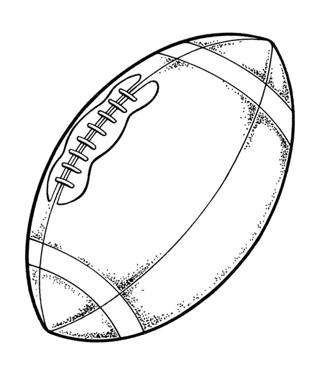 Super Bowl Coloring Pages For Kids  Superbowl Coloring Sheets