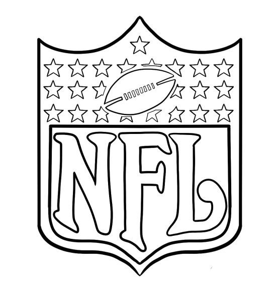 Super Bowl Coloring Pages  Superbowl Coloring Pages Coloring Home
