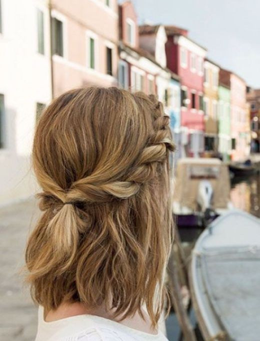 Super Cute And Easy Hairstyles  10 Super Trendy Easy Hairstyles for School PoPular Haircuts