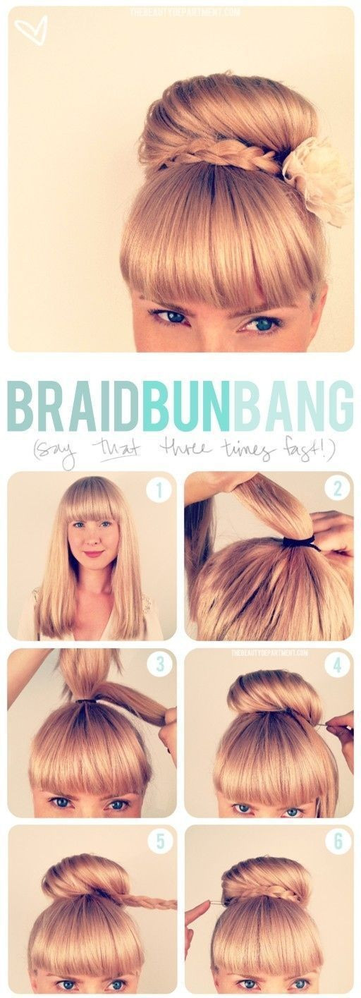 Super Cute And Easy Hairstyles  Super Easy Step by Step Hairstyle Ideas fashionsy