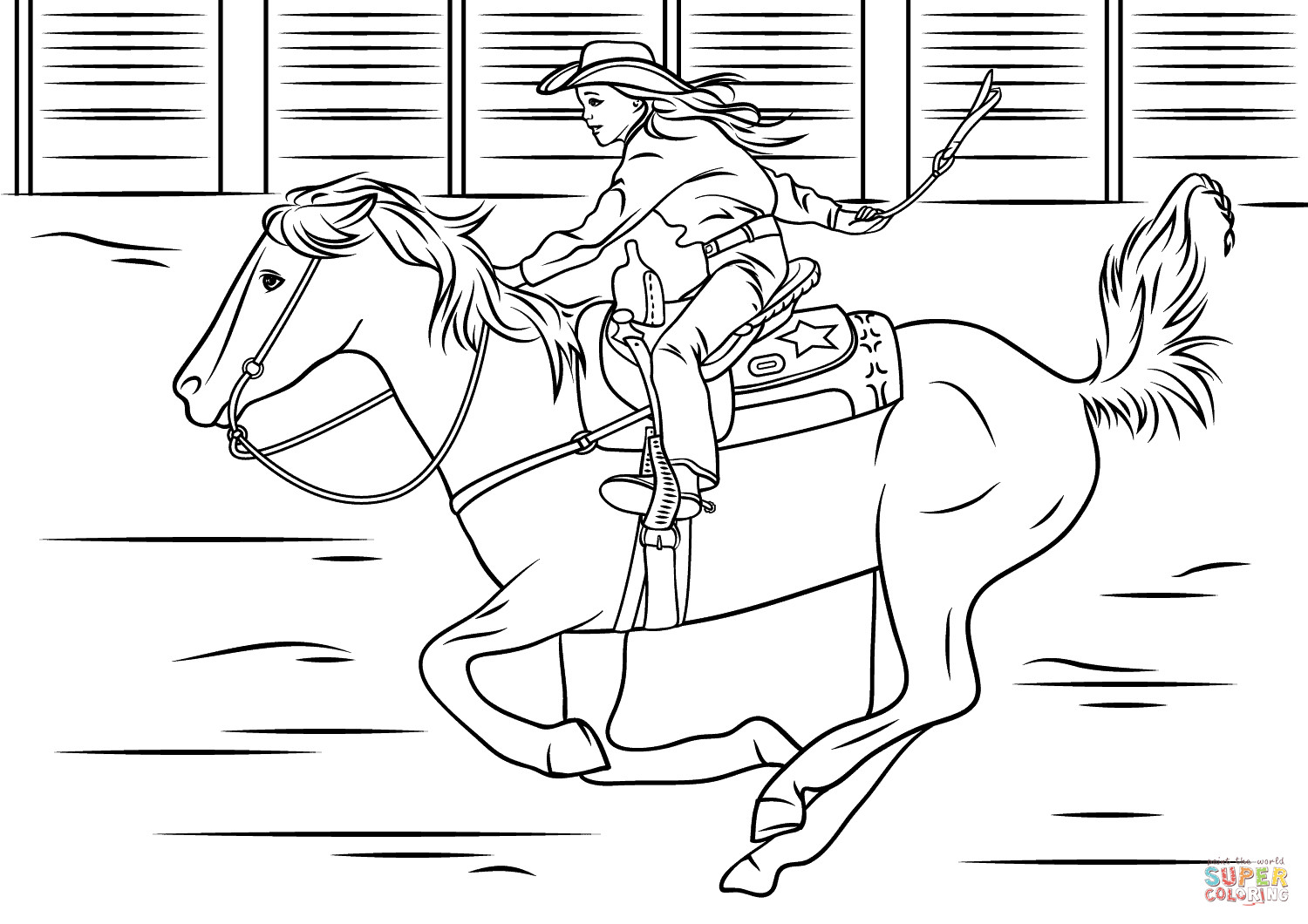 Super Easy Viking Foot Ball Super Bull Coloring Pages For Boys  horse and cowboy coloring pages printable