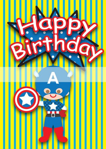 Best ideas about Superhero Birthday Card . Save or Pin Super Hero Birthday Clipart Now.