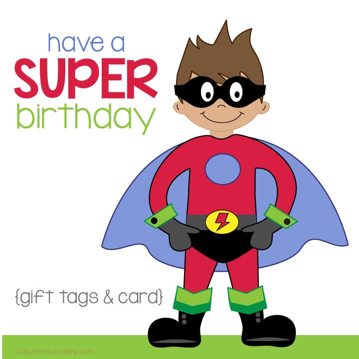 Best ideas about Superhero Birthday Card . Save or Pin Superhero Birthday Card Printable – Happy Holidays Now.