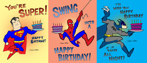 Best ideas about Superhero Birthday Card . Save or Pin 6 Best of Superhero Printable Birthday Cards Free Now.