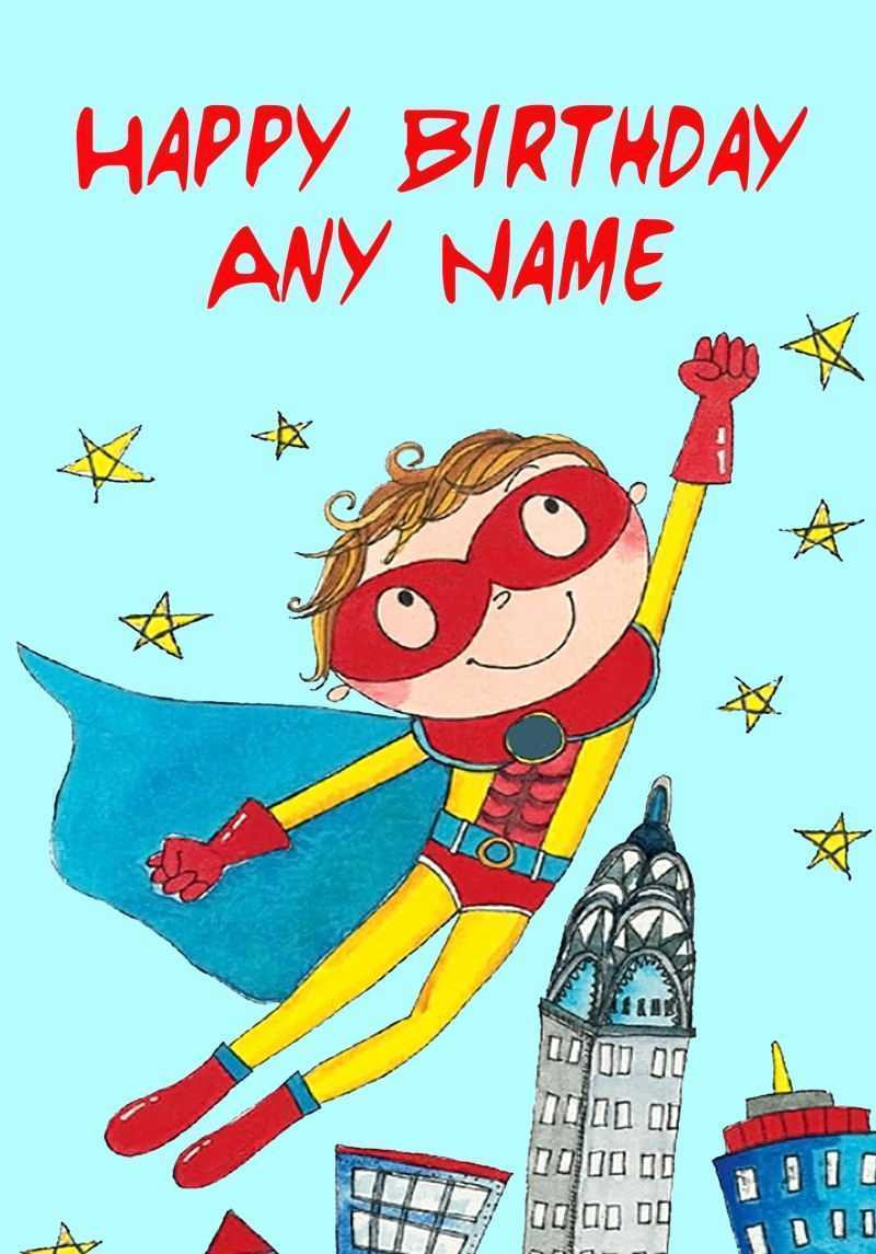 Best ideas about Superhero Birthday Card . Save or Pin 12 New Happy Birthday Superhero Now.