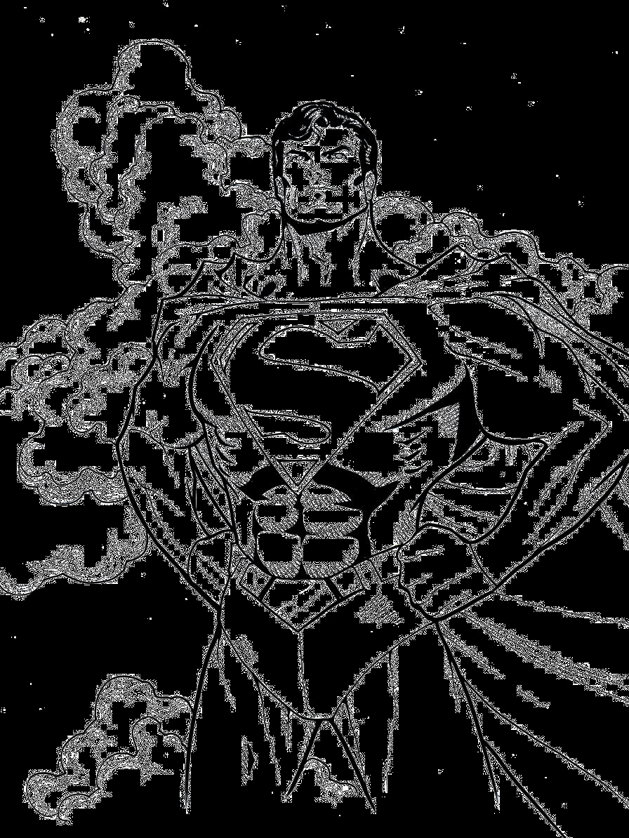 Superman Coloring Pages For Kids  Superman Cool Coloring Pages
