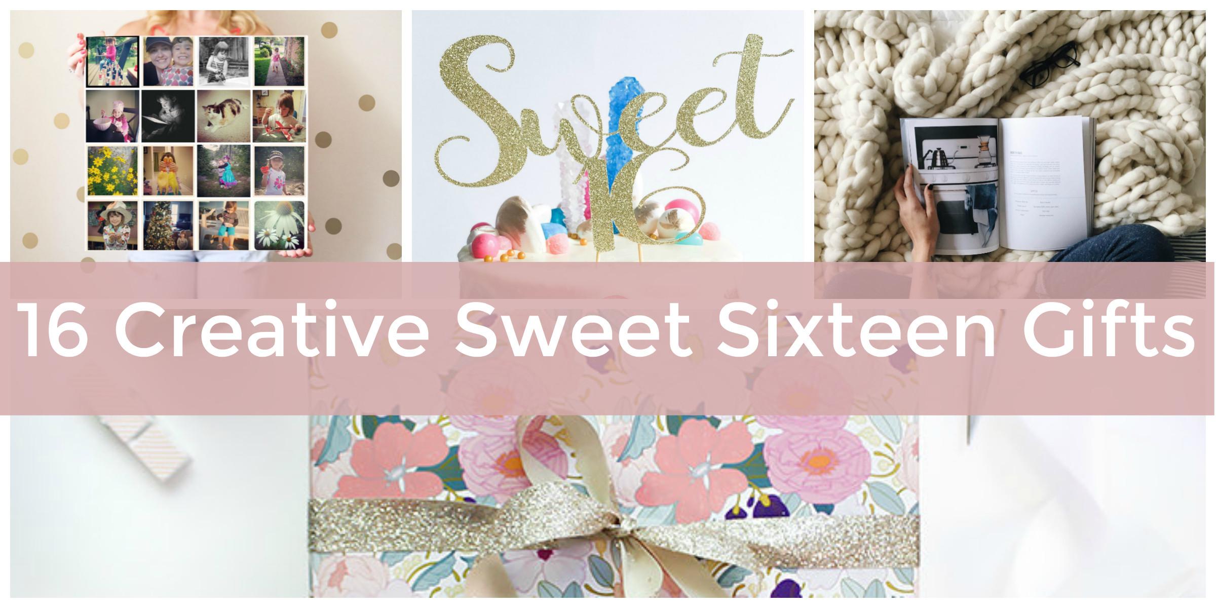 Sweet Sixteen Gift Ideas For Girls  Best Sweet Sixteen Gifts s 2017 – Blue Maize