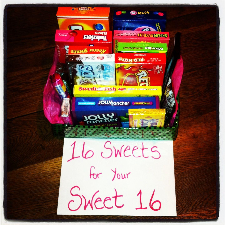 Sweet Sixteen Gift Ideas For Girls  Best 25 Sweet 16 ts ideas on Pinterest