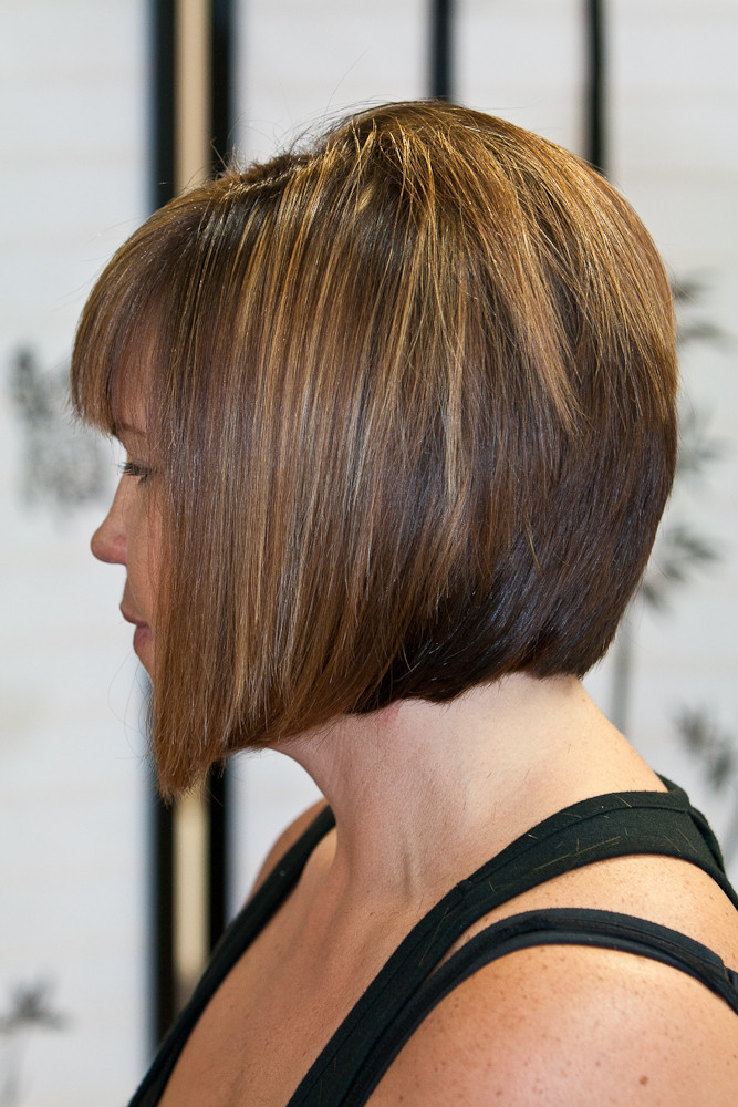 Swing Bob Hairstyle  swing bob haircuts pictures Haircuts Models Ideas