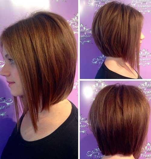 Swing Bob Hairstyles  20 Short to Medium Hairstyles