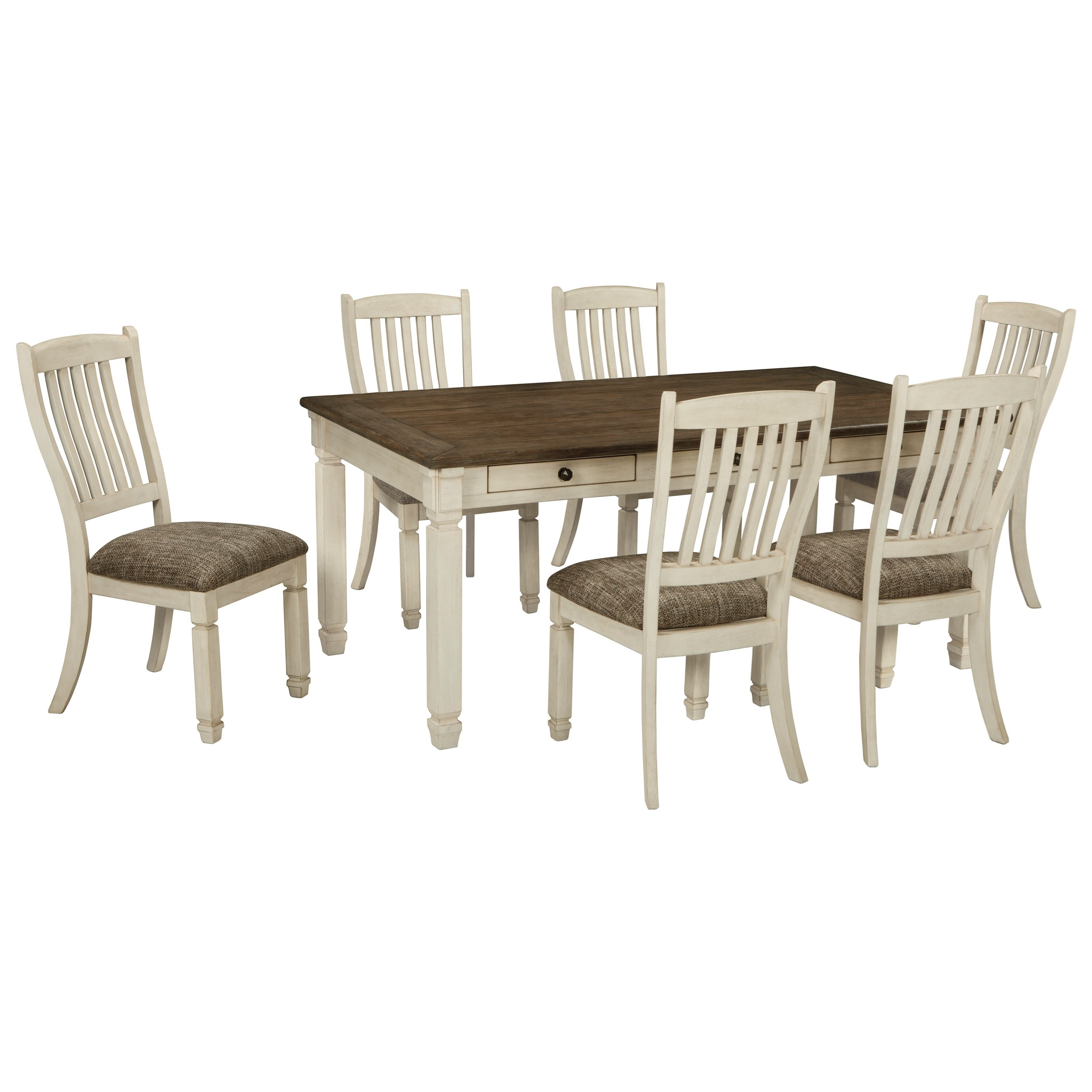 Best ideas about Table And Chair Set . Save or Pin Bolanburg Relaxed Vintage 7 Piece Table and Chair Set Now.