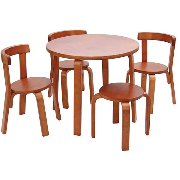 Best ideas about Table And Chair Set . Save or Pin Kids Table and Chair Set SVAN Now.
