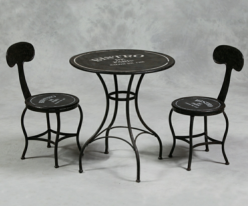 Best ideas about Table And Chair Set . Save or Pin Bistro Table And Chair Sets Now.