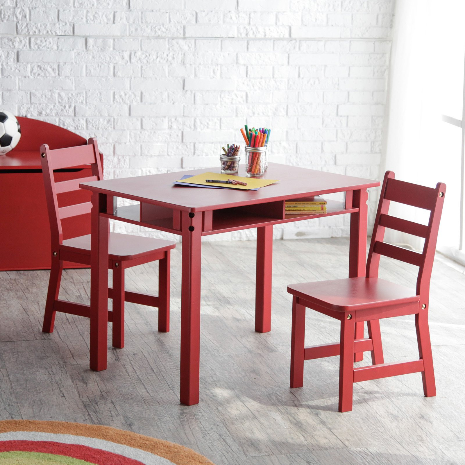 Best ideas about Table And Chair Set . Save or Pin Kids Table And Chairs Sets Now.