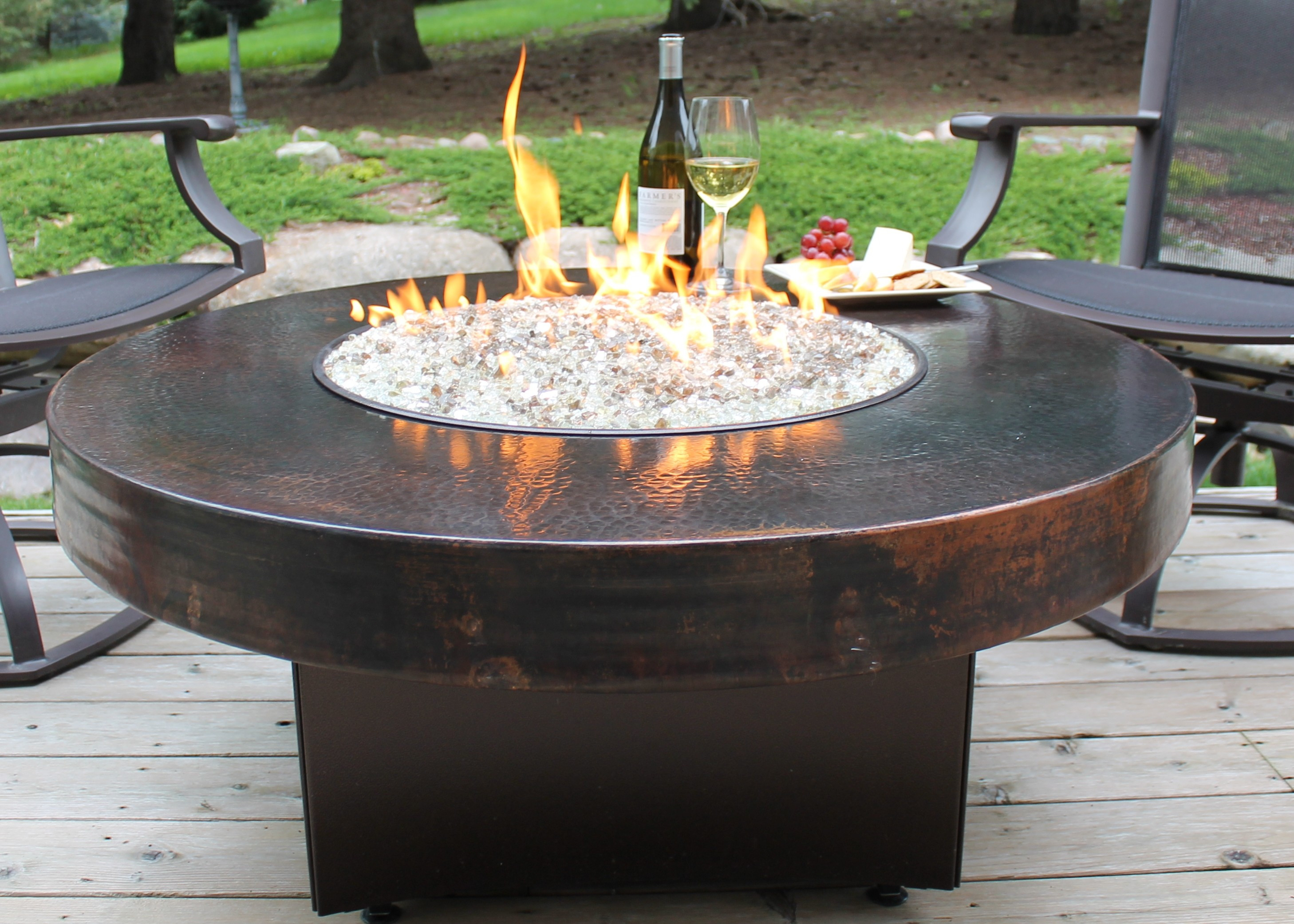 Best ideas about Table Top Fire Pit . Save or Pin Ambient Design Ideas for Table Top Fire Pits Now.