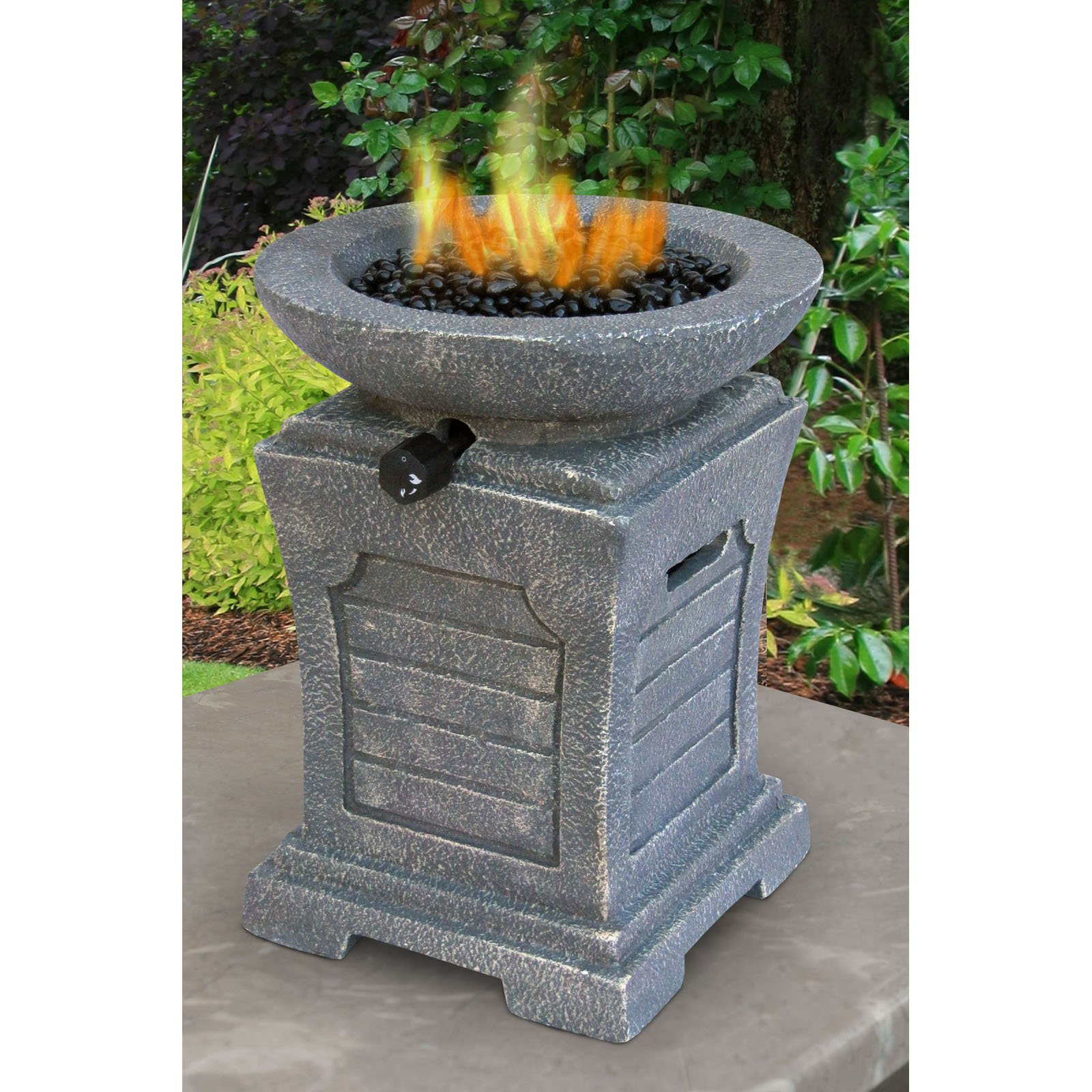 Best ideas about Table Top Fire Pit . Save or Pin Landmann USA Seneca Gas 15 in Table Top Fire Pit Fire Now.