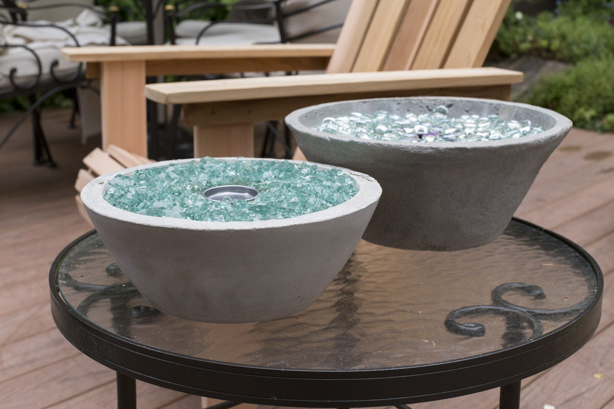 Best ideas about Table Top Fire Pit . Save or Pin How to Make a DIY Tabletop Fire Pit Now.