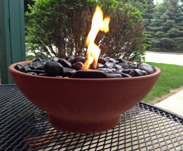 Best ideas about Table Top Fire Pit . Save or Pin DIY Tabletop Fire Bowls Now.