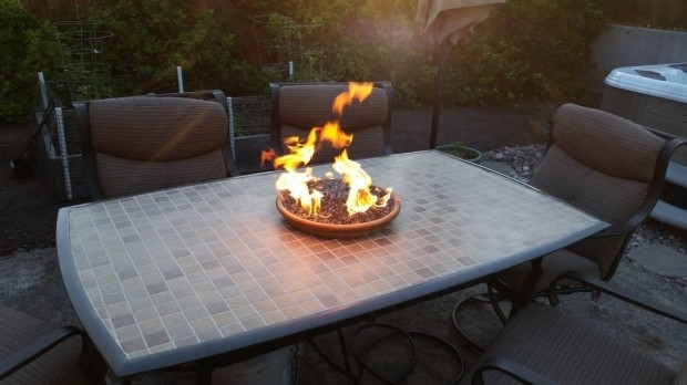 Best ideas about Table Top Fire Pit . Save or Pin Tabletop Gas Fire Pit Fire Pit Ideas Now.