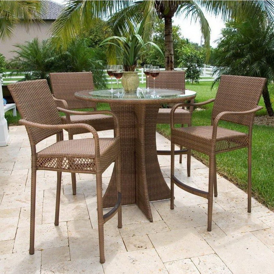 Best ideas about Tall Patio Table . Save or Pin Furniture Diy Patio And Porch Decor Ideas Diy Joy Tall Now.