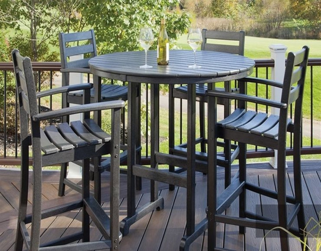 Best ideas about Tall Patio Table . Save or Pin Chic And Stylish Tall Patio Table – Outdoor Decorations Now.