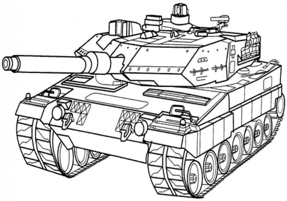 Tanks Coloring Pages  Get This Army Tank Coloring Pages Free Printable 577vn