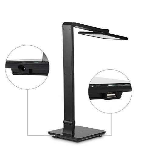 Best ideas about Tao Tronics Led Desk Lamp . Save or Pin Desk Lamp TaoTronics LED Table Lamps Gradual Dimming and Now.