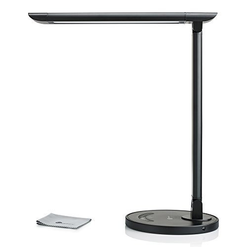 Best ideas about Tao Tronics Led Desk Lamp . Save or Pin Best LED Desk Lamps With USB Charging Ports Now.
