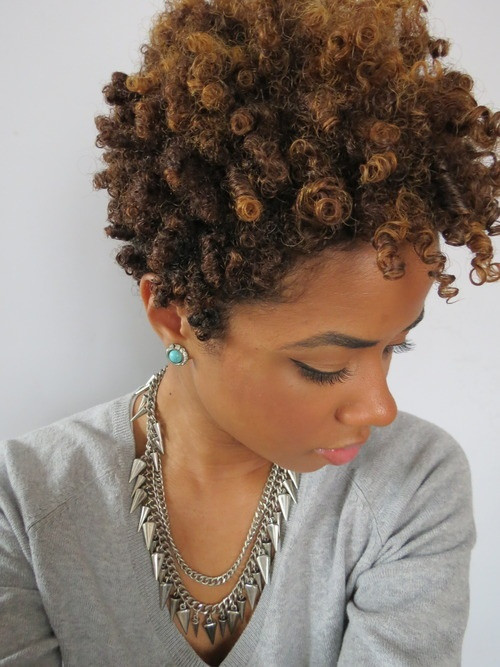 Best ideas about Taper Cut On Natural Hair . Save or Pin Shaped & Tapered Natural Hair Cuts – The Style News Network Now.