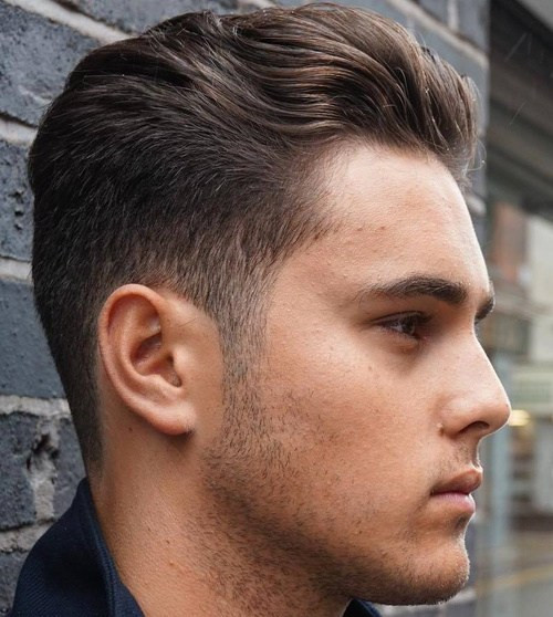 Tapered Mens Haircuts  45 Classy Taper Fade Cuts for Men