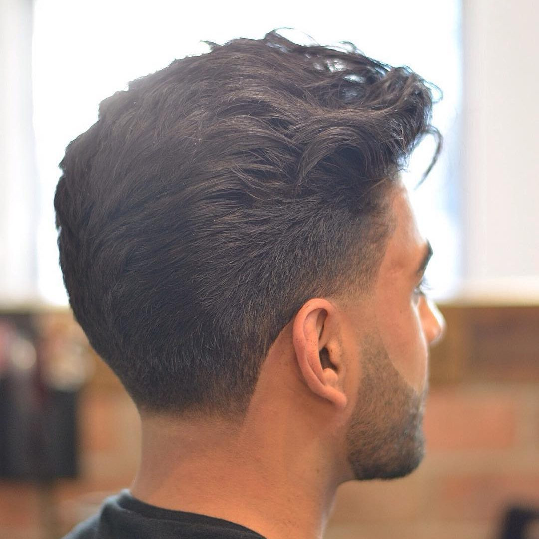 Tapered Mens Haircuts  The Taper Haircut